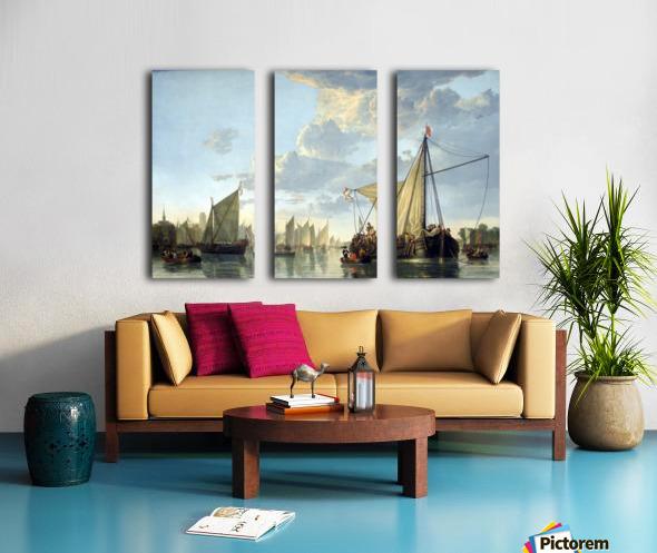 Aelbert Cuyp Split Canvas print