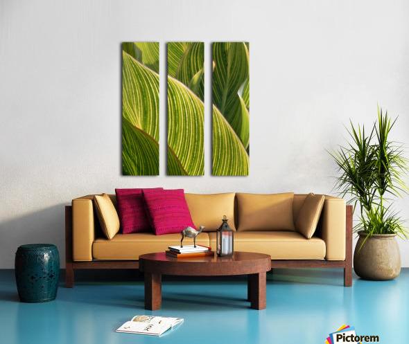 Together  -  Ensemble Split Canvas print