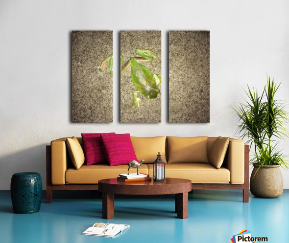Canopy Dreaming Split Canvas print