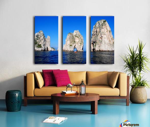 Three Sirens Split Canvas print