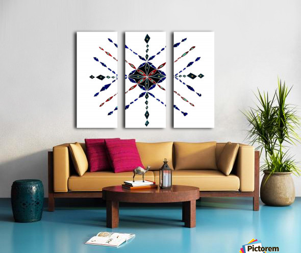 Image 1 Split Canvas print