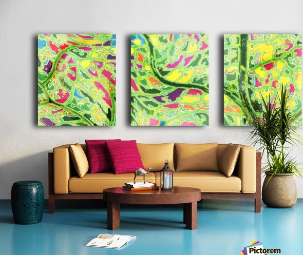 Spring Tree  Split Canvas print