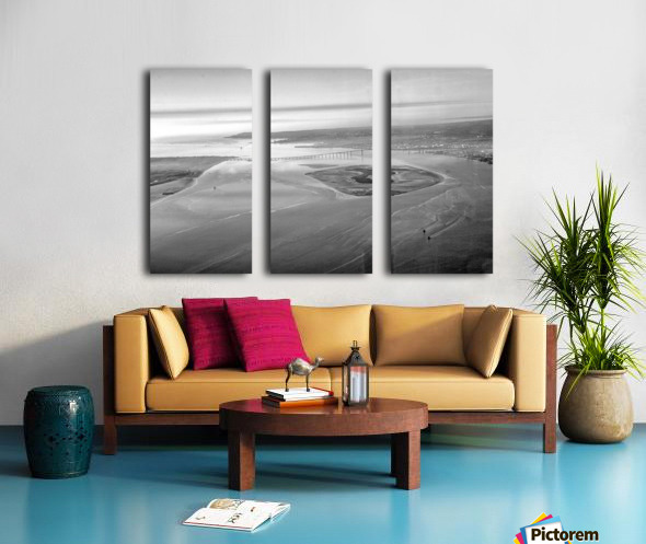 islands Split Canvas print