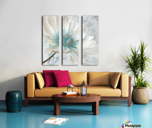 blossom Split Canvas print