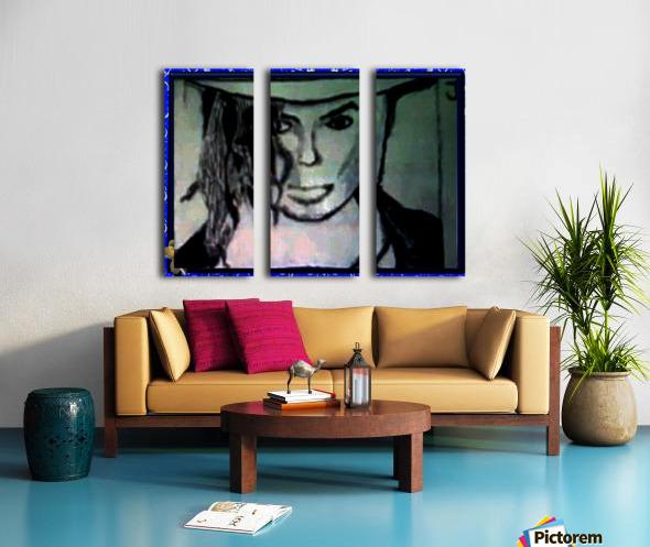 Pierson 003 Split Canvas print
