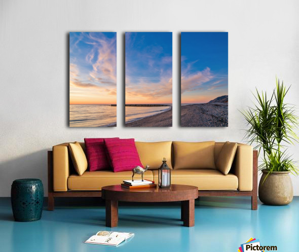 The Magic of la Bloc Split Canvas print
