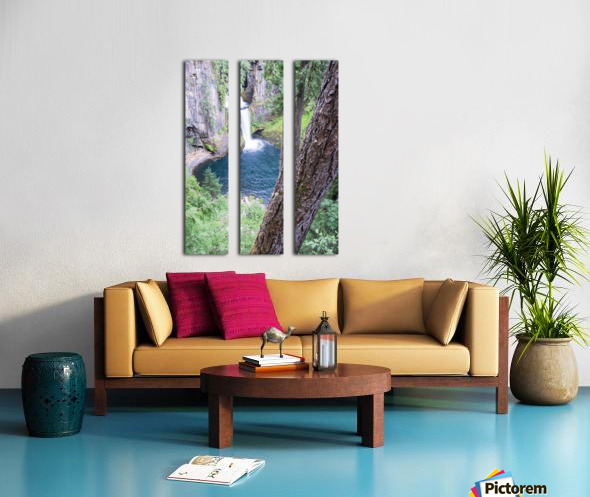 Tokatee 2 Split Canvas print