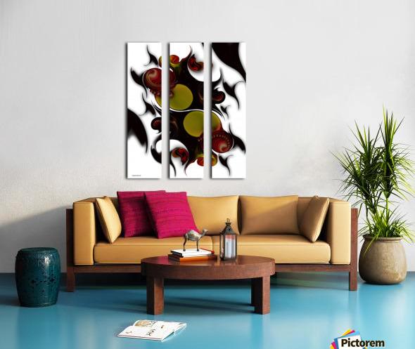 The Continuation Of Dreams Split Canvas print