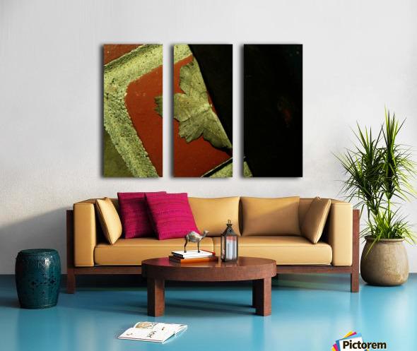 C (3) Split Canvas print