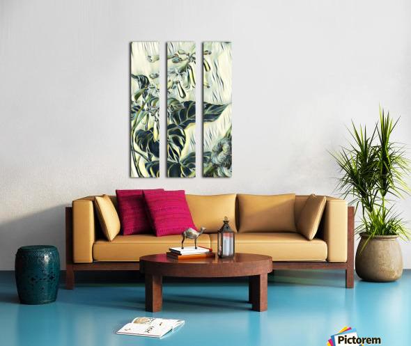 Flower_Lily Split Canvas print