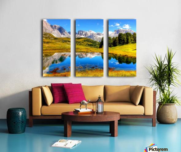 Italy DL_2179641 Split Canvas print