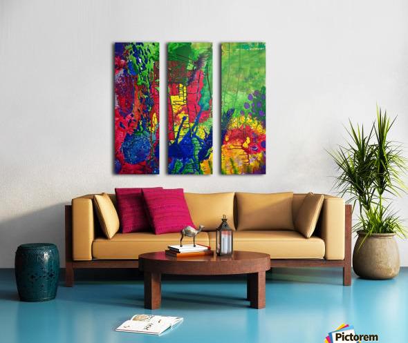 MV02072014 Split Canvas print
