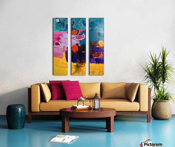 MV14062017003 Split Canvas print
