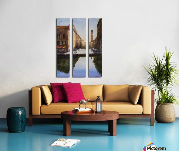VENICE 1 Italy Split Canvas print