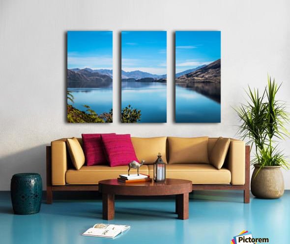 Lake Wanaka Split Canvas print