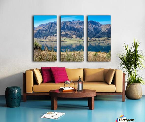 Mighty Mount Split Canvas print