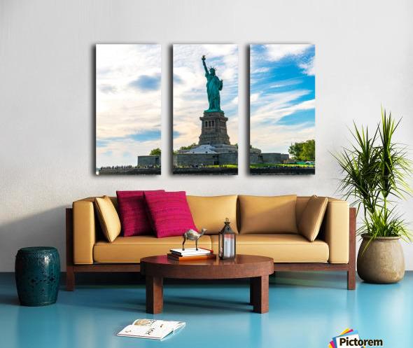 Libertad  Split Canvas print