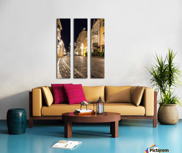 old town Split Canvas print