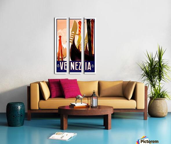 VENEZIA_OSG Split Canvas print