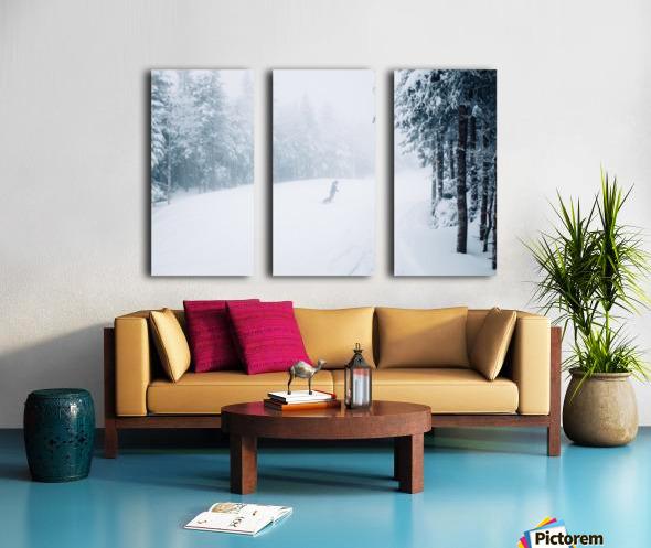 Conditions Parfaites Toile Multi-Panneaux