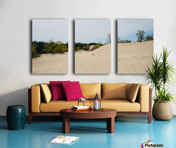Sandbanks 1 Toile Multi-Panneaux
