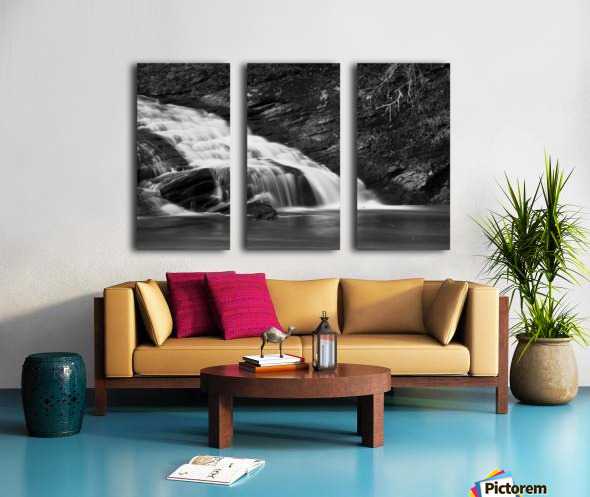 Shore Styers 1 Split Canvas print
