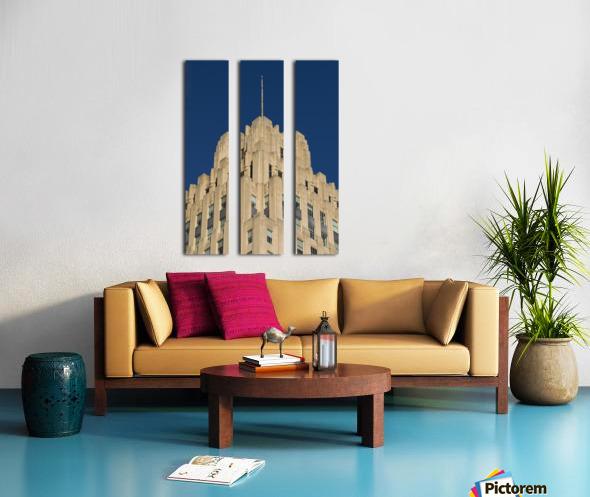 RJR Tower c Split Canvas print