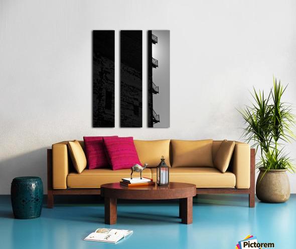 Escape Split Canvas print