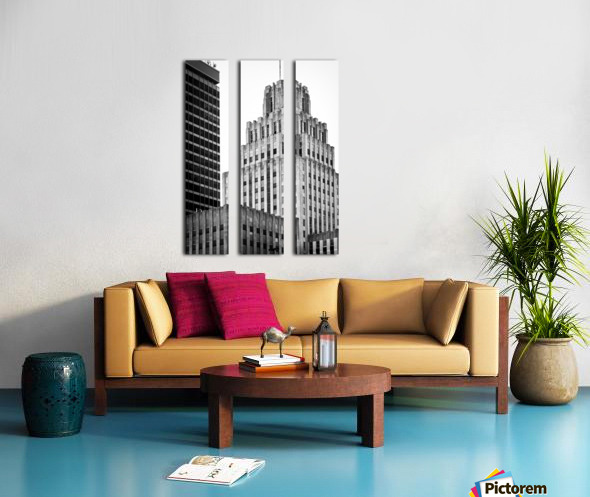Reynolds Tall Split Canvas print