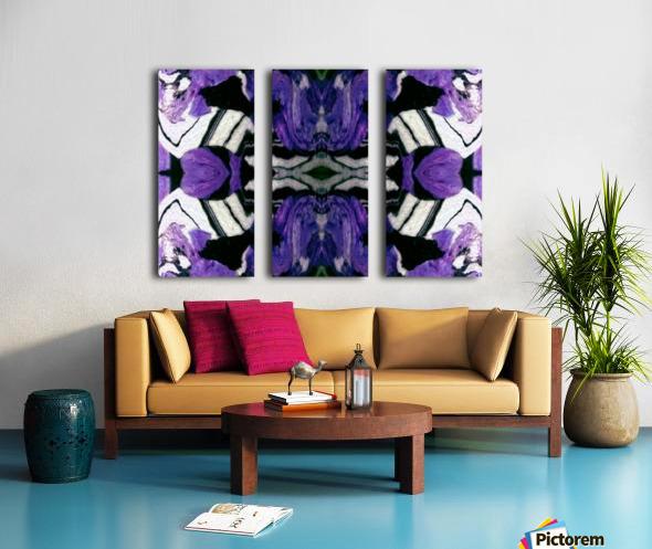 IkeWads007 Split Canvas print