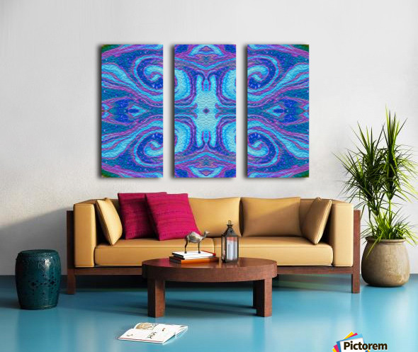 IkeWads030 Split Canvas print