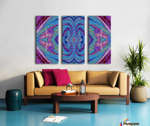 IkeWads038 Split Canvas print