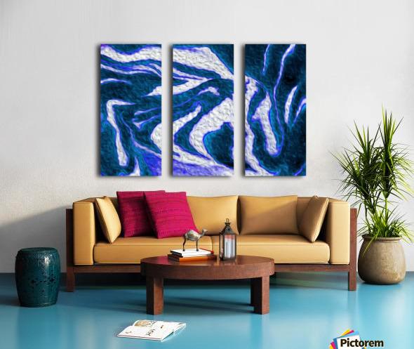 IkeWads066 Split Canvas print