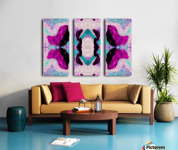 IkeWads107 Split Canvas print