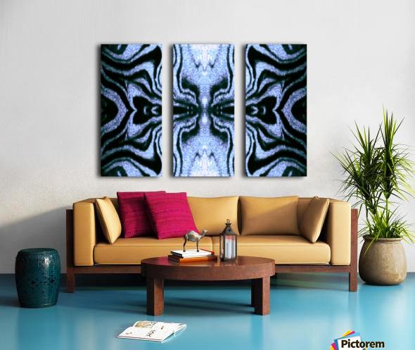 IkeWads104 Split Canvas print