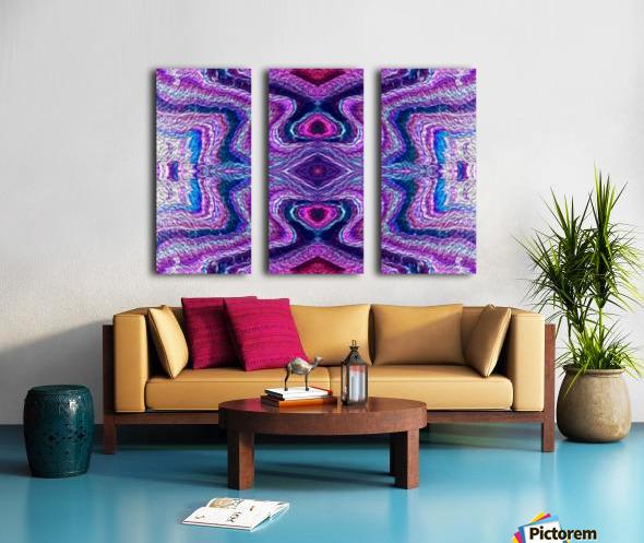 IkeWads088 Split Canvas print