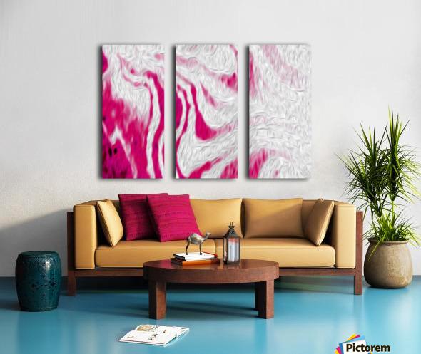 IkeWads096 Split Canvas print