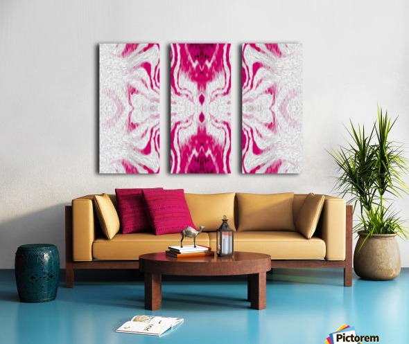 IkeWads099 Split Canvas print