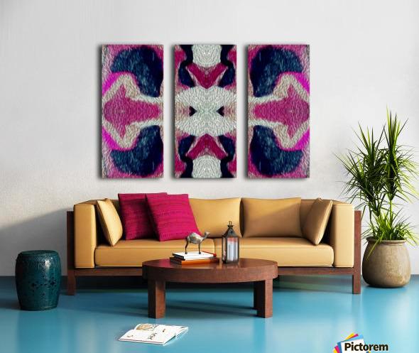 IkeWads123 Split Canvas print