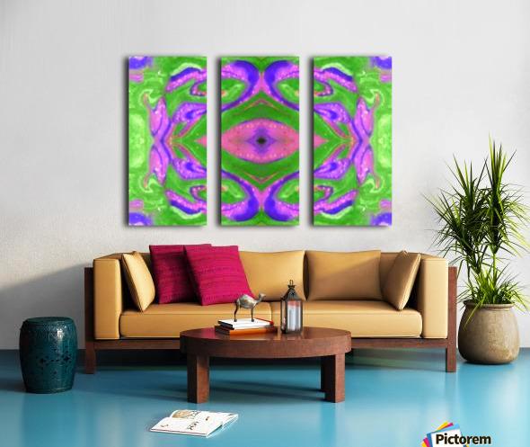 IkeWads132 Split Canvas print