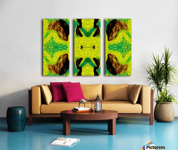 IkeWads113 Split Canvas print