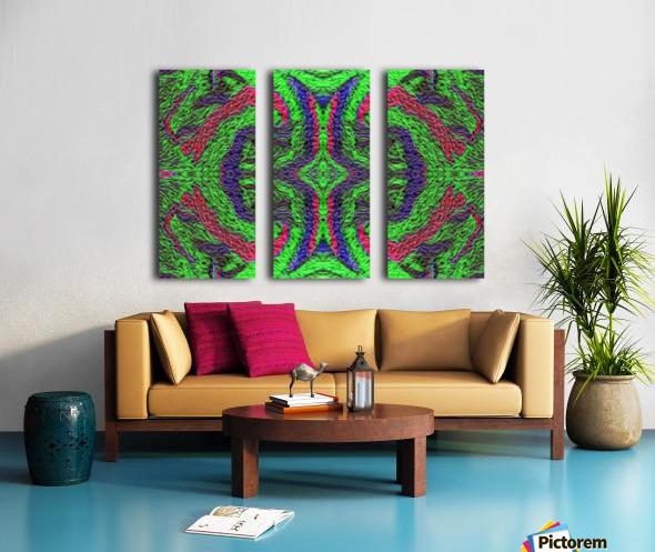 IkeWads161 Split Canvas print