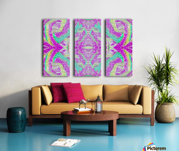 IkeWads158 Split Canvas print