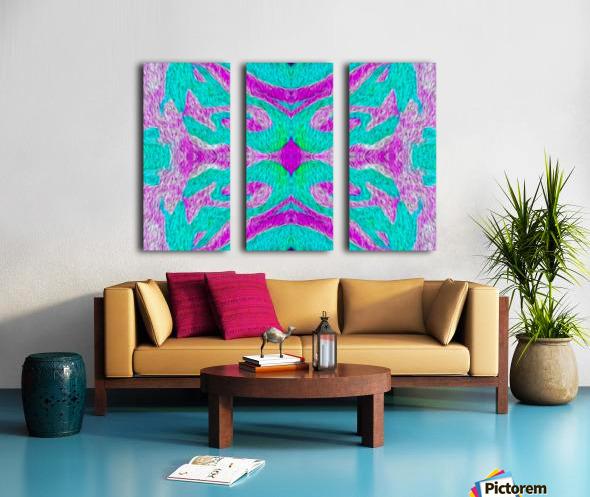 IkeWads142 Split Canvas print