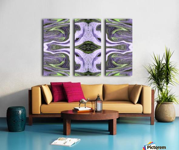 IkeWads169 Split Canvas print