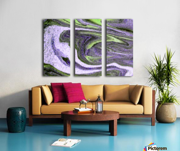IkeWads165 Split Canvas print