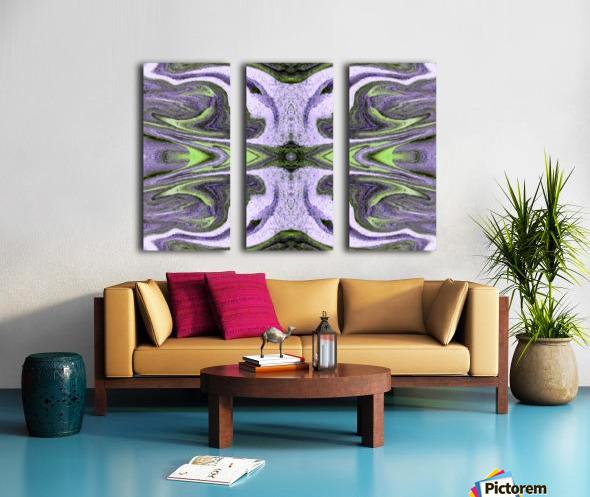 IkeWads168 Split Canvas print