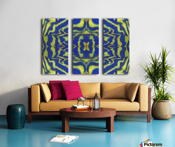 IkeWads190 Split Canvas print
