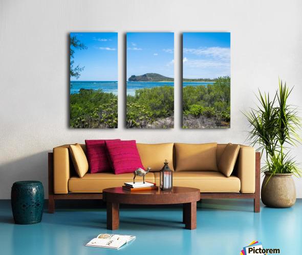 1 88 Split Canvas print