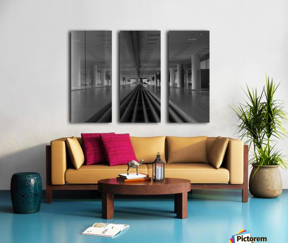 Weyer 4th N Split Canvas print